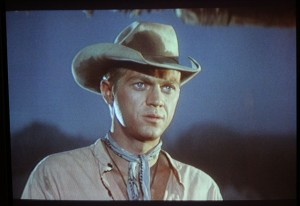 Steve McQueen as Vin in