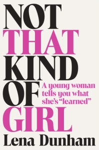 Not That Kind of Girl book cover