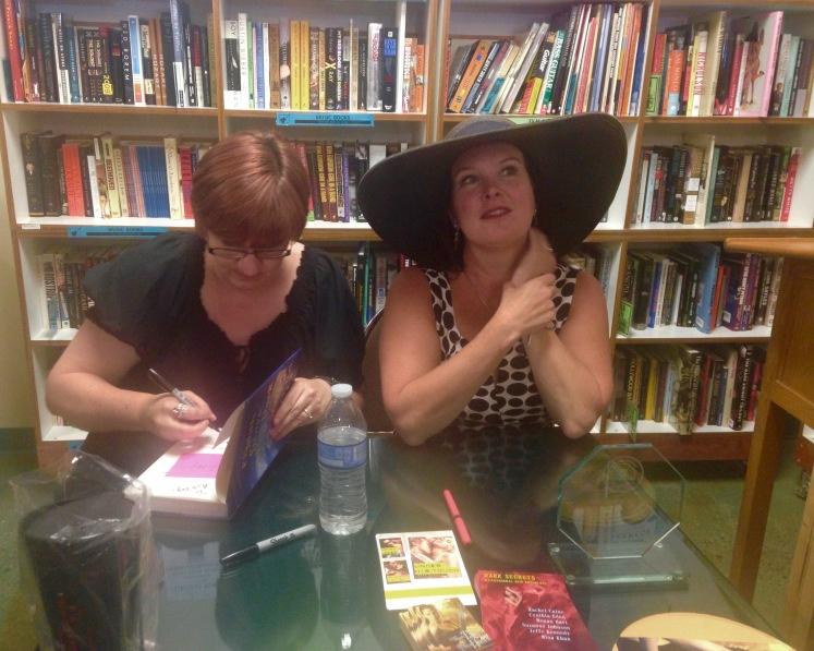 Darynda Jones Jeffe Kennedy Authors Booksigning