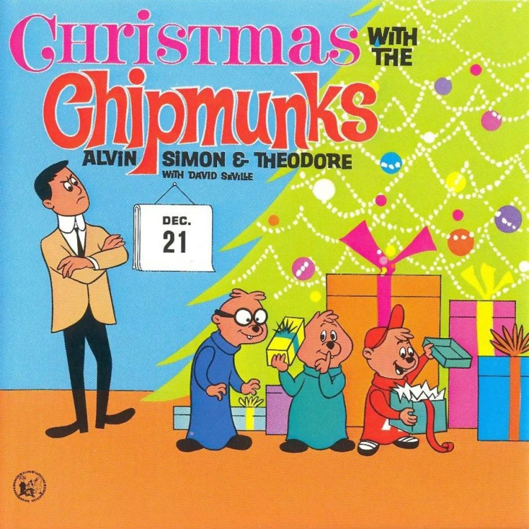 The_Chipmunks-Christmas_AlbumCover
