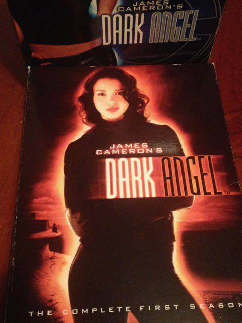 Dark Angel DVD Set