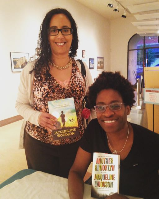 Jacqueline Woodson and Me