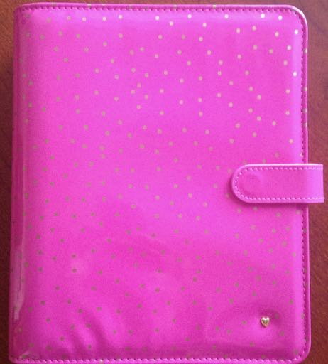 Productivity Planner Pink